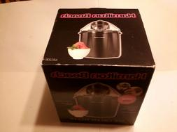 Hamilton Beach 1.5 Quart Capacity Ice Cream Maker, 68320B
