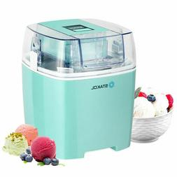 1.6 Quart Automatic Ice Cream Maker Freezer Bowl Dessert Mac
