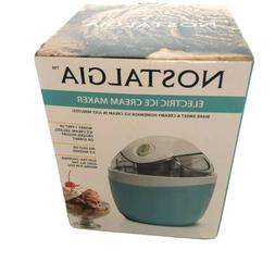 Nostalgia Electrics 1-Pint Electric Ice Cream Maker