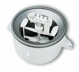 KitchenAid 2-Quart Ice Cream Maker Stand Mixer Attachment -