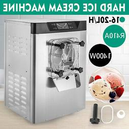 20L/h Commercial Hard Ice Cream Maker Machine Microcomputer
