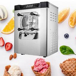 20L/h Commercial Hard Ice Cream Maker Machine R410a User-Fri