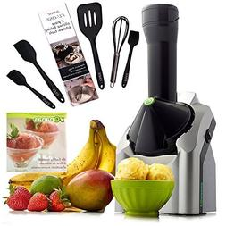 Yonanas 902 Classic Original Healthy Dessert Fruit Soft Serv