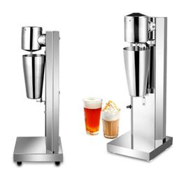 Commercial Electric Stainless Steel Milk Shake Machine Milk