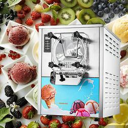 Commercial Frozen Hard Ice Cream Machine Maker 20 L/H Yogurt