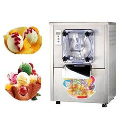 Careshine Commercial Hard Ice Cream Machine, 20L/h Stainless