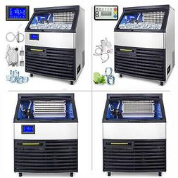 Commercial Ice Maker Ice Cube Maker 120-200KG Ice Cream Make