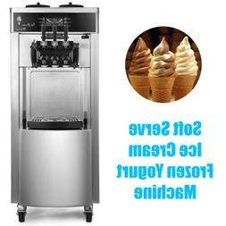 Commercial Stainless Soft Serve Ice Cream & Frozen Yogurt Ma