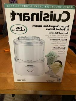Cuisinart Ice Cream Maker - 1.5 Quart ICE-21C