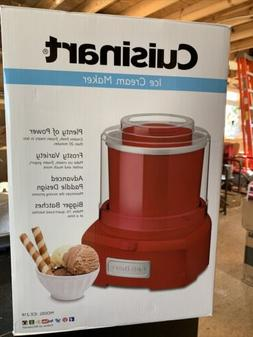 Cuisinart Ice Cream Maker 1-1/2 Qt.