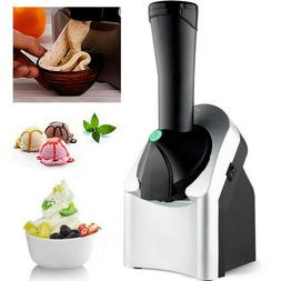 diy electric frozen yogurt machine fruit ice