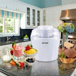 electric ice cream maker 6 liter bucket