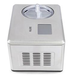 Fast Freeze Ice Cream Maker 2.2 qt Automatic Frozen Ice Crea