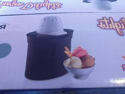 Rival Frozen Delights Ice Cream / Yogurt and Sorbet Maker BL