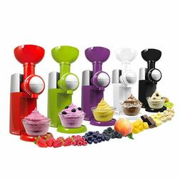 Frozen Fruit Machine Ice Cream Maker Full Automatic Mini Yog