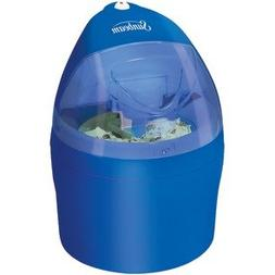 Sunbeam GC8101-BLS 1-Quart Gel Canister Ice Cream Maker, Blu