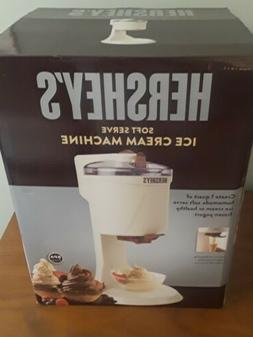 HERSHEY'S Soft Serve Ice Cream Or Frozen Yogurt Machine BPA