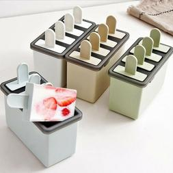 Home&Kitchen Frozen Popsicle Mold Ice Cream Mould Silicone