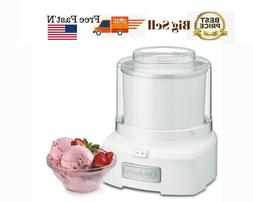 Cuisinart ICE 21 1.5 Quart Frozen Yogurt Ice Cream Maker