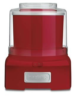 Cuisinart ICE-21R Frozen Yogurt, Ice Cream & Sorbet Maker, R