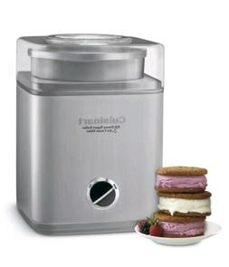 Cuisinart ICE-30BC Pure Indulgence 2 Quart Frozen Yogurt-Sor