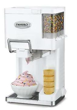 Soft Serve Ice Cream Machines Yogurt Maker Cuisinart Electri