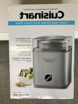 Cuisinart Ice Cream & Frozen Yogurt-Sorbet Maker Pure Indulg