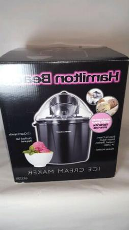 Ice Cream Maker Electric By Hamilton Beach Never Used New In
