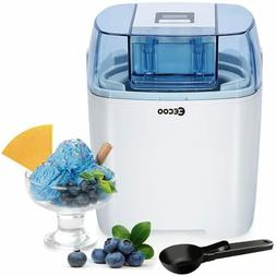 Ice Cream Maker Machine with Free Spoon and Free Electronic