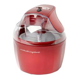 ice cream maker stainless steel