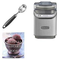 Cuisinart ICE-70 Cool Creations Ice Cream Maker  Bundle with