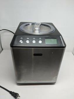 Whynter ICM-201SB - 2.1 Quart Upright Ice Cream Maker with S