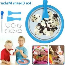 Instant Ice Cream Maker Kids Home Soft Serve Yogurt Frozen P