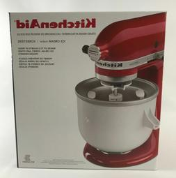Kitchenaid Kica 0WH Ice Cream Maker Stand Mixer Attachment 2
