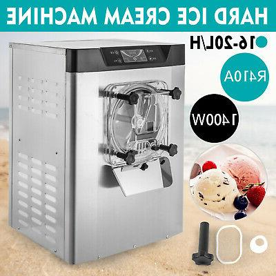 20l h commercial hard ice cream maker
