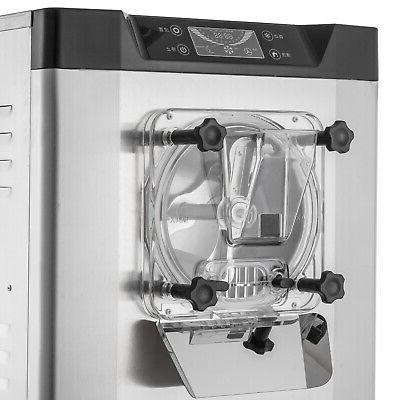 20L/h Commercial Hard Cream Maker Rapid Cooling