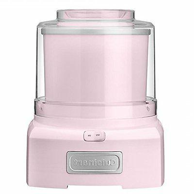 Cuisinart ICE-21PK Frozen Yogurt - Ice Cream & Sorbet Maker,