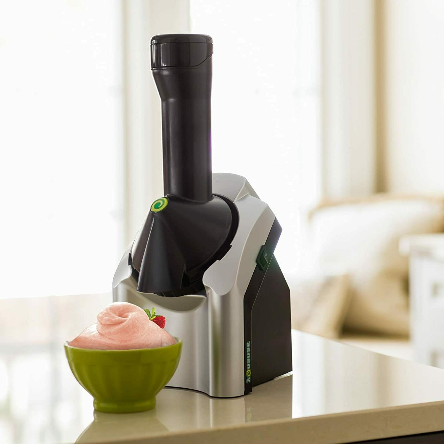 Yonanas Original Maker Creates Fast