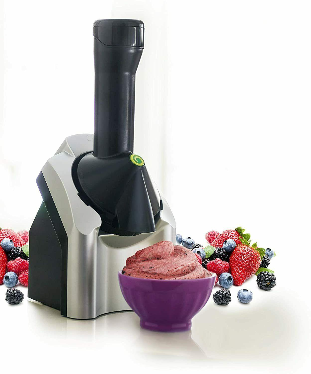 Yonanas Classic Dessert Fruit Soft Maker Fast