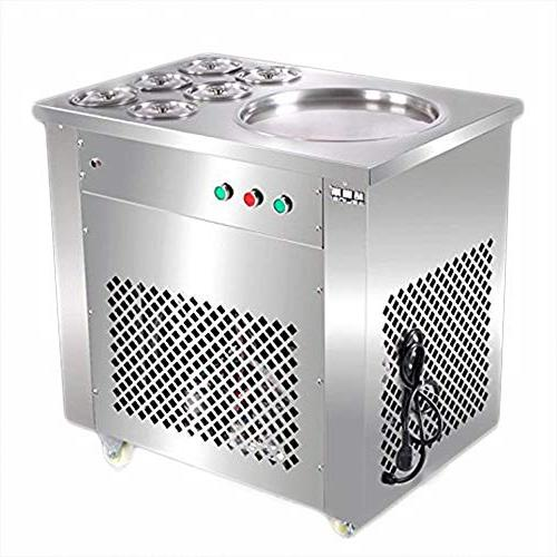commercial fried ice cream machine