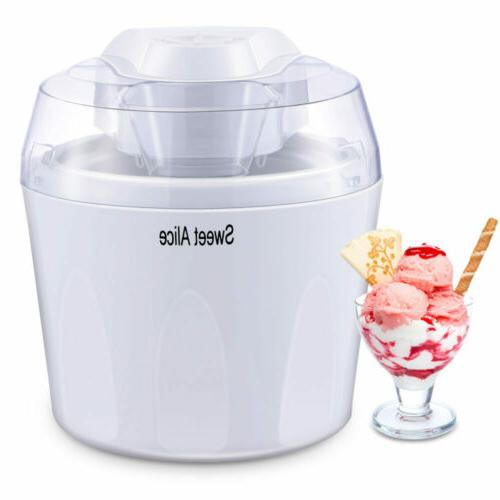 Bucket Freezer Home Frozen Yogurt Machine