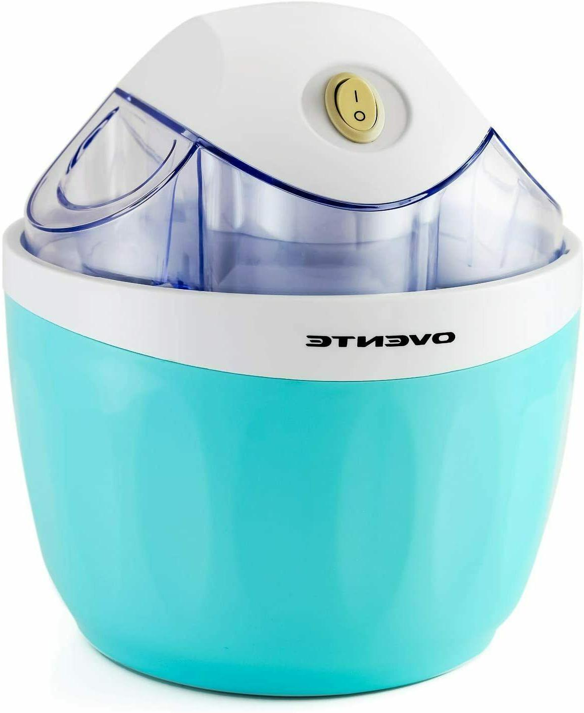 electric ice cream maker sorbet and frozen
