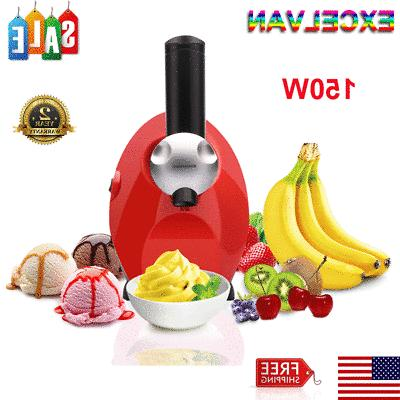 electronic frozen healthy delicious fruit ice cream