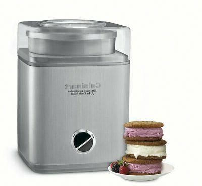 Cuisinart ICE-30BC Automatic Sorbet, and Maker