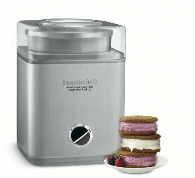 Cuisinart Automatic Yogurt, and Ice Maker