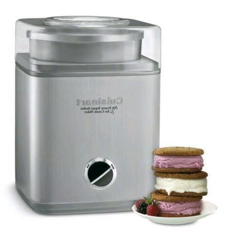 Cuisinart 30BC Yogurt Ice Cream Maker