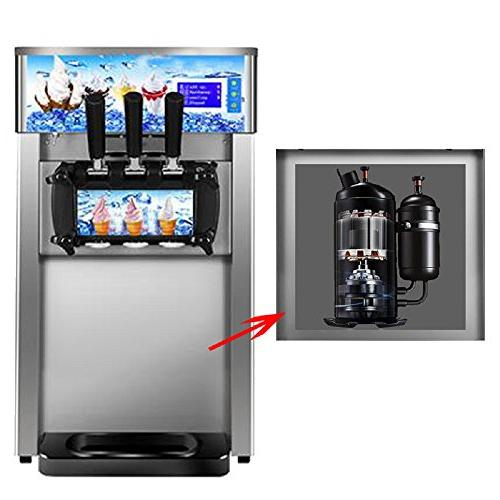 Vinmax Ice Maker Ice Making Flavors 110V 60Hz Soft with