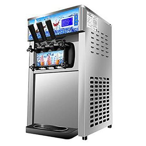 Vinmax Ice Maker 18L/H Ice Cream Making with Flavors Output, 60Hz Low Consumption Soft with plug