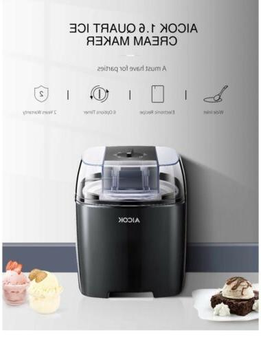 Ice Maker With Instructions