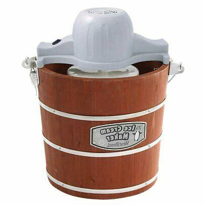 ice cream maker makes up to 4